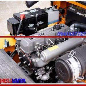 Phụ tùng xe nâng toàn bộ chi tiết động cơ dưới nắp hộp máy