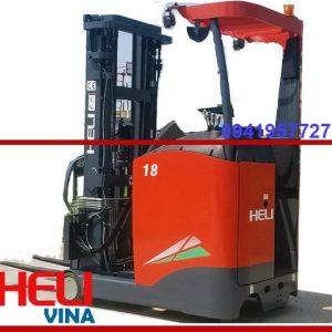 Xe nâng điện 1.8 tấn HeLi đứng láigia re
